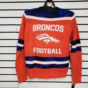 Denver Broncos sweater